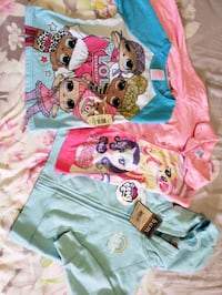Brand new with tag 4 to 6 years old girls clothes