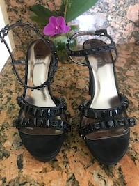 Reba black   shoes size 7 Miramar, 33025