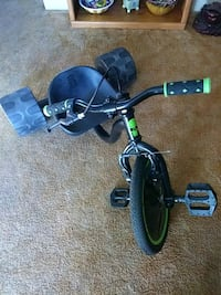 black and green drift trike San Diego, 92111