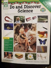Do and discover science book Calgary, T3J 4R1
