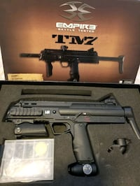 Paintball Marker Empire TM7 like new! hopper and mask included Toronto, M4T 2C7
