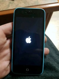 blue iPhone 5c 3730 km