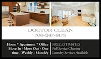 HOUSECLEANING SERVICES Athens, 30605