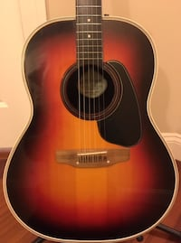 Vintage Applause USA Acoustic Electric Guitar Windham
