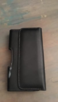 black leather phone holder  Mount Airy, 21771