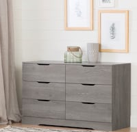 6-drawer double dresser Los Angeles, 90046