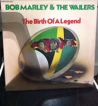 Bob Marley & The Wailers - The Birth Of A Legend - 2 LP İstanbul