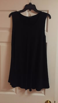 Black sleeveless tunic / dress Mississauga, L5B 1M8