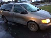 1999 Toyota Sienna runs grt 2020 tags 3rd row  Anchorage