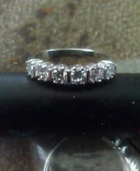 silver-colored diamond ring Sacramento, 95815