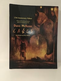Cages graphic novel Mississauga, L5C