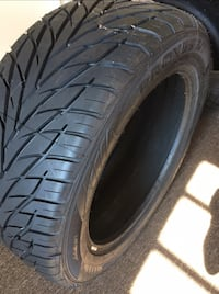 2 new tires 295-45-20 Gaithersburg, 20877