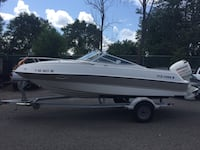 1998 four wins 195 sundowner we 175 hp Outboard Chantilly, 20151