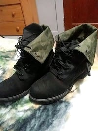 Limited edition all black timbs Dayton, 45406