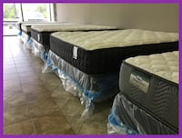 Pillowtop, Gel Infused, Hybrid, Memory Foam Mattresses 50-80% Off - Take home for $25 down