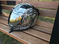 ICON MOTORCYCLE HELMET FOR SALE Calgary, T2R 0J9