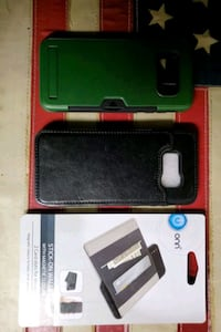 S7, S8+, and a stick on wallet  Franklin, 37064