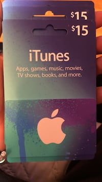 iTunes cards  Old Forge, 18518