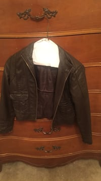 Kids Small leather Jacket