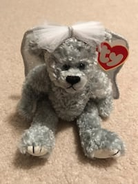 "Ty Beanie Babies "" Sterling"" 1993 Wichita, 67216"