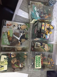 cartoon character action figure collection box Whitby, L1N 2J4