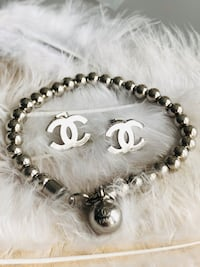 Bracelet stainless steel nickel free chanel  Edmonton, T6K 0R2
