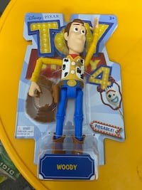 Woody - Toy Story4 - Brand New In Box - Moving Sale