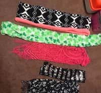 9d3843a62b2 Five scarves all in great condition all 5 for  3