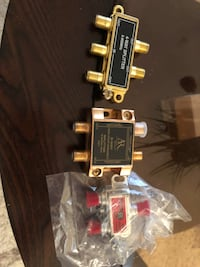 Splitter - three kinds for $5! 2/3 and 4 way splitters Vienna, 22180
