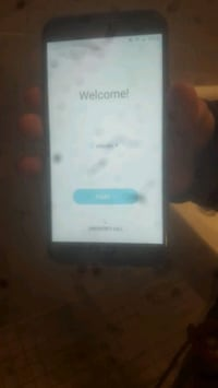 white Samsung Galaxy android smartphone Sandy, 84094