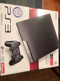 PS3 used for sale, excellent condition and remote included...everything in original box is included ! Alexandria, 22315