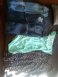 Womans clothes size small/medium Sherwood Park, T8A 4X1