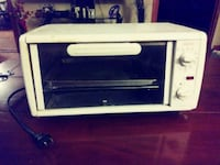white and black toaster oven Haysville, 67060