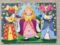 2 dress games / puzzle for toddlers London, N6G 5P3
