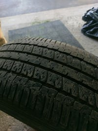 Bridgestone all season tires 225/65/17 Brampton, L6V 2X8