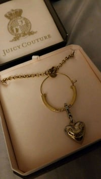 Juicy couture necklace 36 km