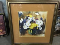 Gorgeous Botanical Water Color - Signed - REDUCED Baltimore, 21205