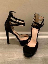 Nine West black pumps Cottondale, 35453