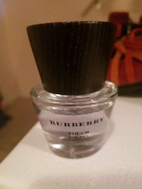 Burberry touch mens cologne spray