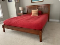 Queen Size Bed Silver Spring