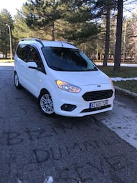 2018 Ford Tourneo Courier 1.5L TDCI