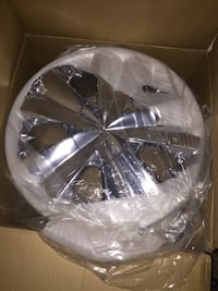 Ferretti Rims new in box Never used. RIMS ONLY NO TIRES.   $650 OBO Austin, 78758