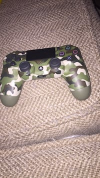 green and black camouflage Sony PS4 controller Nashville, 37208