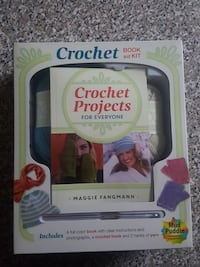 Crocheting kit