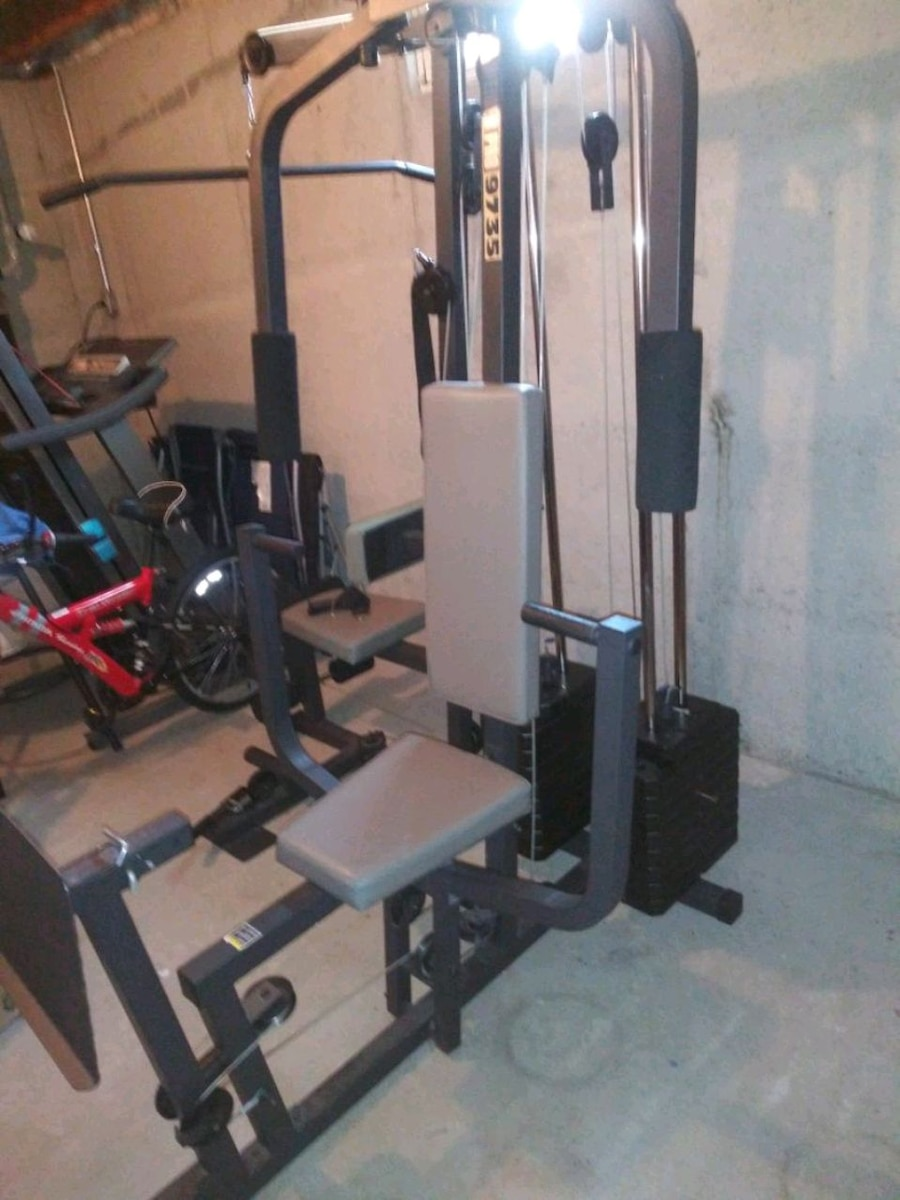 Photo Weider Pro Home Gym 9735