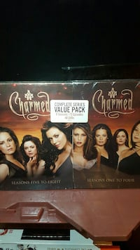 Charmed - The Complete Series on DvD