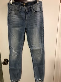 Lucky Brand Skinny Jeans Size 25 Surrey