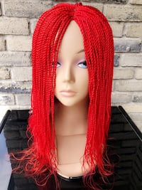 Braided wig for sale /Scarborough hair stylist  Toronto, M1S