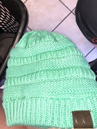 CC beanie worn once for 2 hours Tulsa, 74133