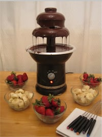 Chocolate Fountain AVAILABLE FOR RENT Toronto, M1B 5J4